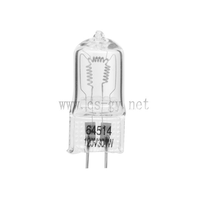 High quality stage studio lamps bulb 64514 120V 300W GX6.35 special halogen lamps
