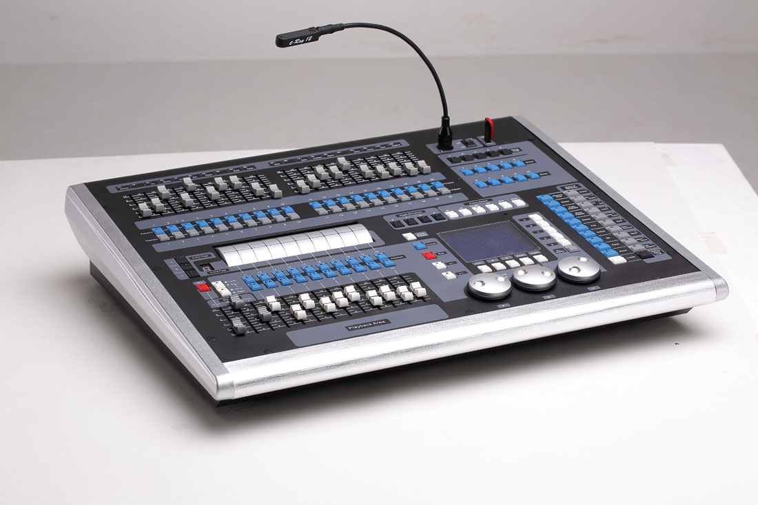 Professional Stage And Bar Lighting Console 1024P Dmx Controller
