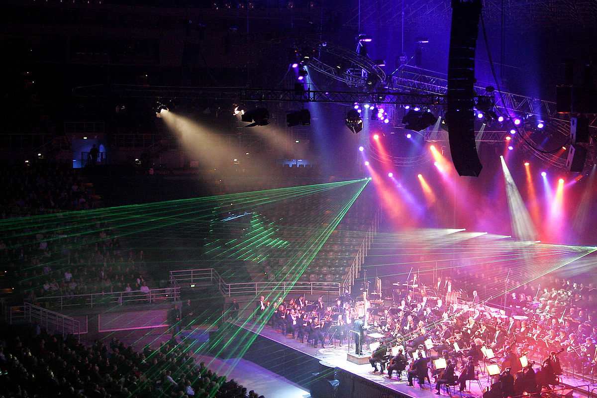 Stage Lighting Positions Wuxi